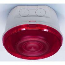Diff. sonore pr alarme incendie Prog Mosaic -saillie- IP 65 -avec flash-classe B (040585)