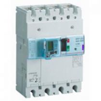Disj puissance DPX³ 250 - électro diff à unité de mesure - 50 kA - 4P - 40 A (420482)