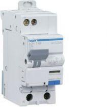 Disjoncteur différentiel 1P+N 3kA C-32A 30mA type AC (ADC732F)