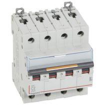 Disjoncteur DX³-vis/vis-4P-400V~-2A-25kA-courbe C - 4M (409791)