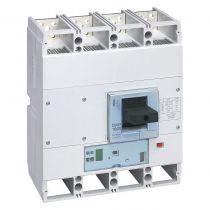 Disjoncteur électronique S2 + unité mesure DPX³ 1600 - Icu 70 kA - 4P - 800 A (422378)