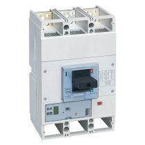 Disjoncteur électronique Sg + unité mesure DPX³ 1600 - Icu 36 kA - 3P - 800 A (422444)
