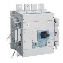 Disjoncteur électronique Sg DPX³ 1600 - Icu 70 kA - 4P - 800 A (422426)