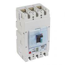 Disjoncteur électronique Sg DPX³ 630 - Icu 50 kA - 3P - 630 A (422150)