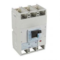 Disjoncteur magnétothermique DPX³ 1600 - Icu 50 kA - 3P - 1250 A (422266)