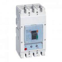 Disjoncteur magnétothermique DPX³ 630 - Icu 100 kA - 3P - 630 A (422046)
