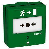 Dispositif de Commande Manuelle pour Issue de Secours - standard (138023)
