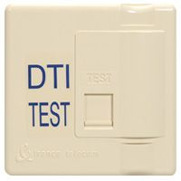 Dispositif de terminaison intérieur (DTI) - format Prise RJ45