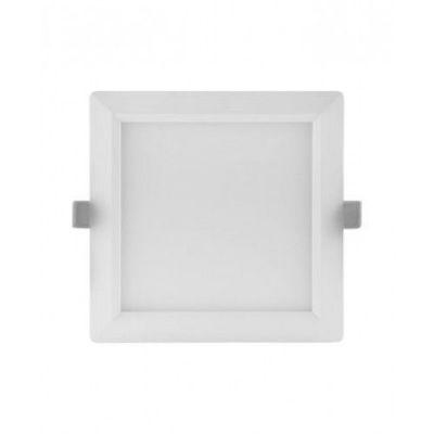 Downlight Slim carré 155 12W/3000K blanc IP20 (052529)