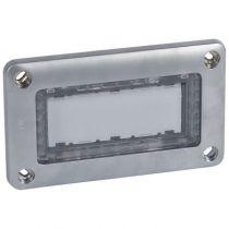 Eclairage de circulation Prog Soliroc - 250 V~ - IK10 - IP55 - LEDs blanches 2W