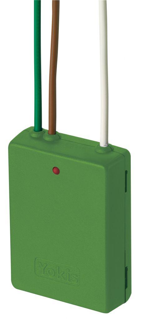 Emetteur encastrable 2 canaux Power (E2BPP)