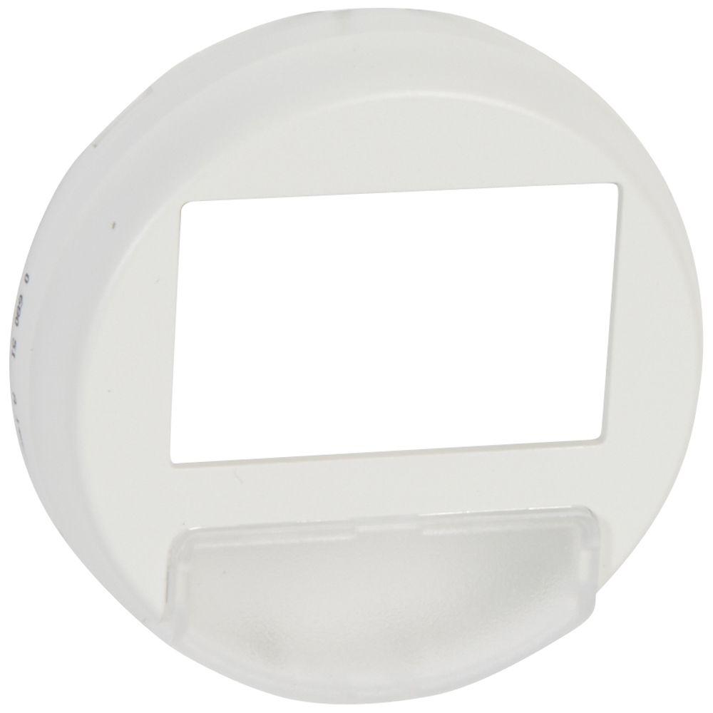 Enjoliveur Céliane - détecteur de balisage - blanc