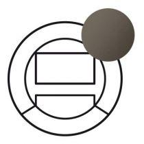 Enjoliveur Céliane - détecteur de balisage - graphite