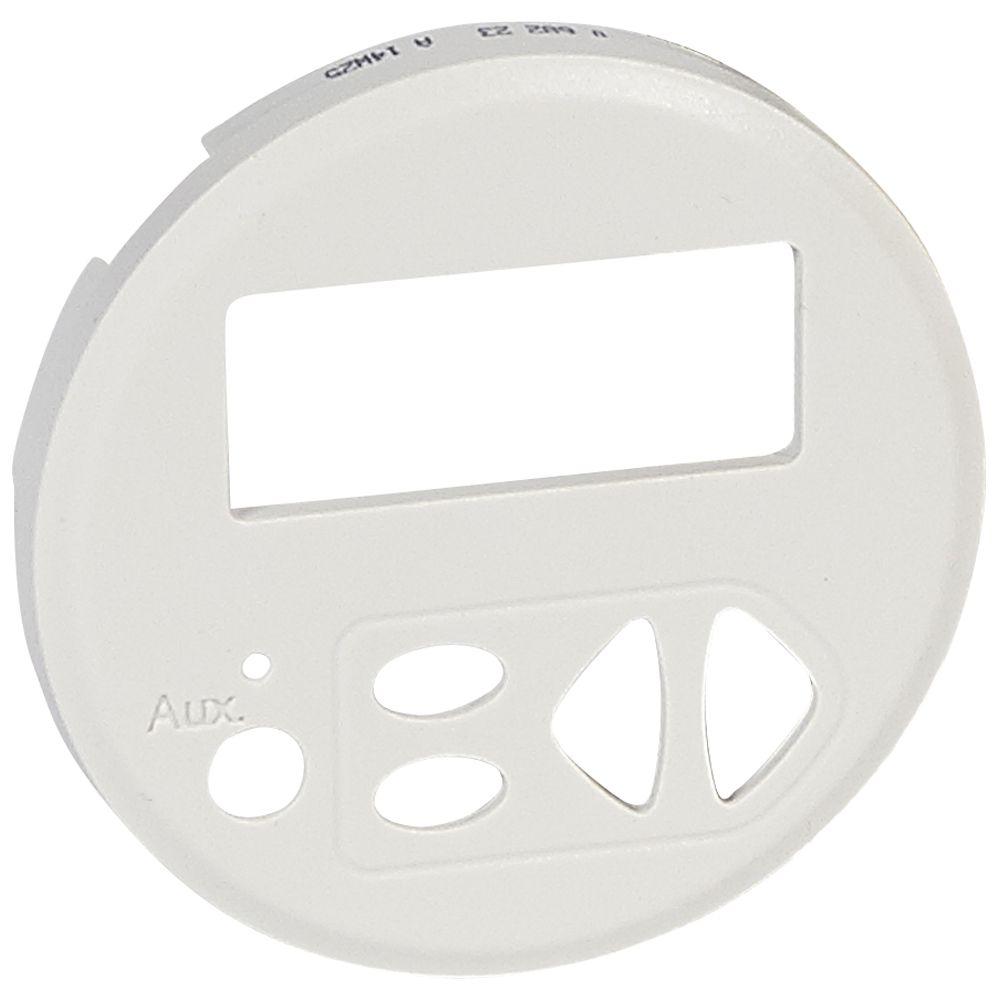 Enjoliveur Céliane - diffusion sonore cde locale avec afficheur - blanc