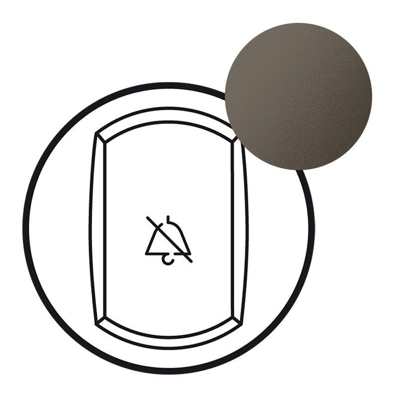 Enjoliveur Céliane - inter lumineux \'\'Ne pas déranger\'\' pour hôtel - graphite