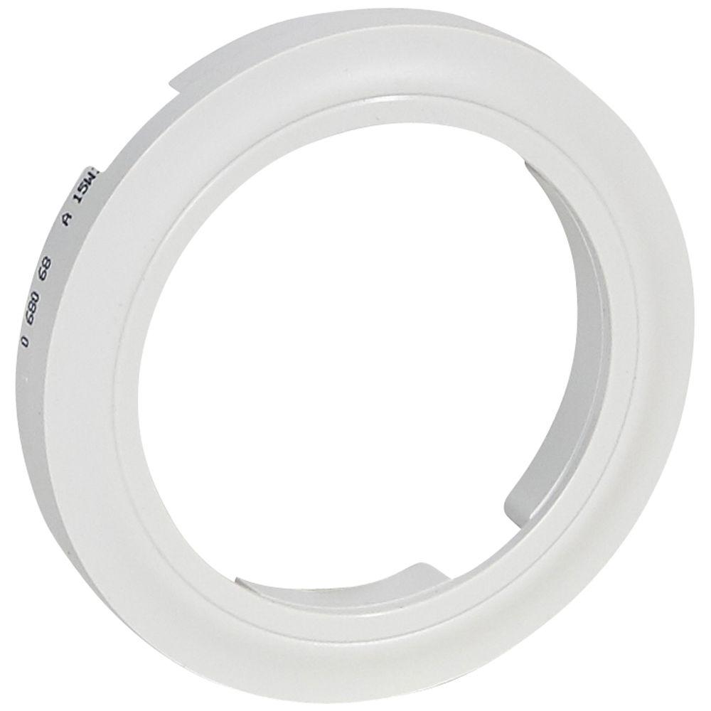Enjoliveur Céliane - lampe débrochable autonome - blanc