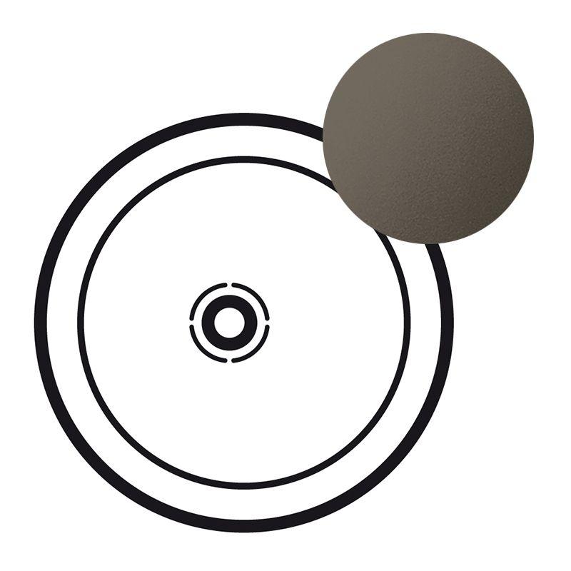 Enjoliveur Céliane - prise audio Jack 3.5 mm - graphite