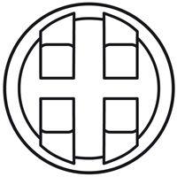 Enjoliveur Céliane - prise quadruple pour réseau Optimum auto - blanc