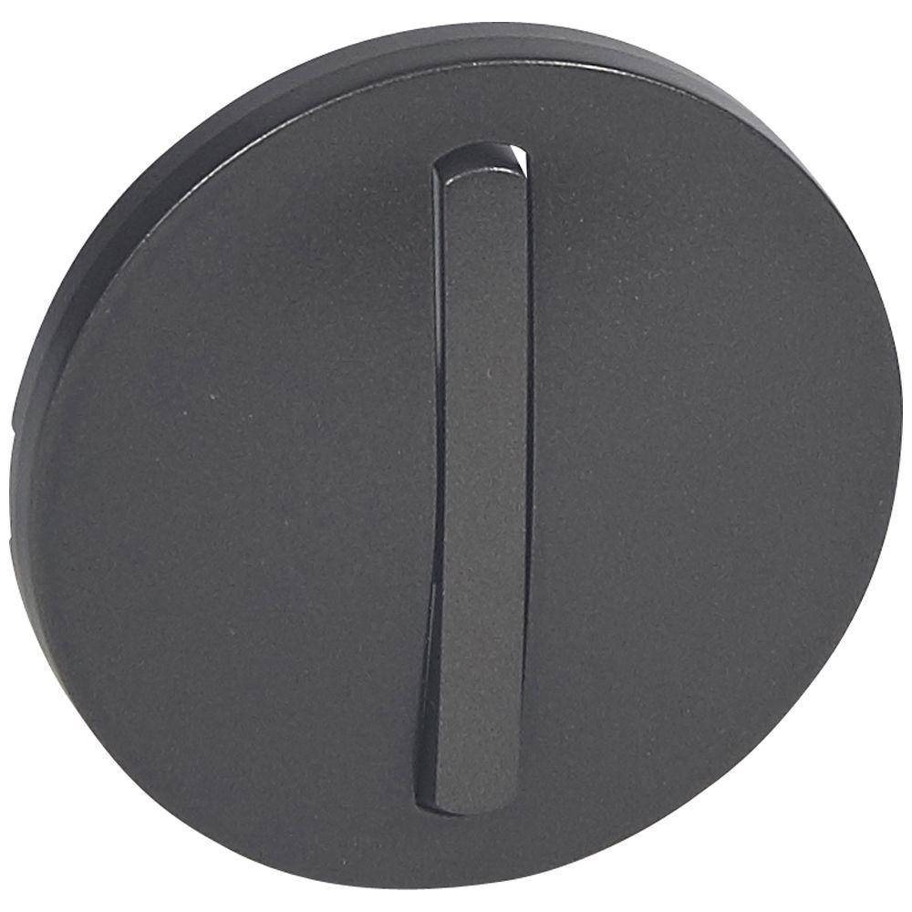 Enjoliveur Céliane - VV/poussoir - doigt étroit graphite