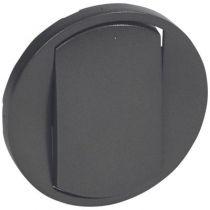 Enjoliveur Céliane - VV/poussoir - doigt large graphite