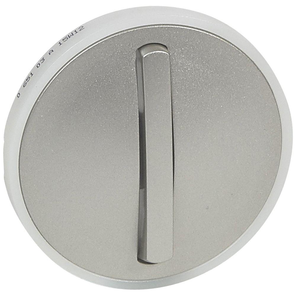 Enjoliveur Céliane - VV/poussoir avec couronne lum - doigt étroit titane
