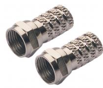 fiche a visser par 2 pour cable de 6.8mm (093992)
