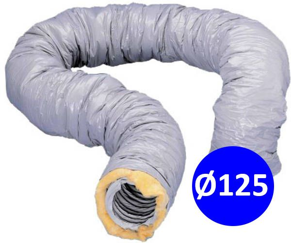 Gaine de 6M Isolée D125 (423053)