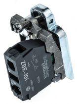 Harmony XB4 - embase avec 1F - raccordement vis étrier (ZB4BZ101)