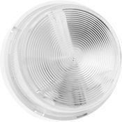 Hublot MAP 400 blanc diffuseur verre E27 / 100W (400270)