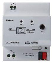 INTERFACE SYSTEME DALI ET KNX 4 MODULES (9070722)