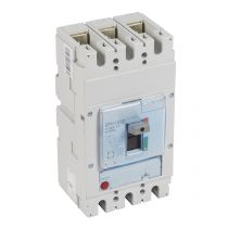 Interrupteur à déclenchement libre DPX³-I 630 - 3P - 630 A (422217)