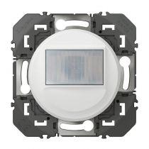 Interrupteur automatique pour minuterie en remplacement d\'un poussoir dooxie finition blanc (600061)