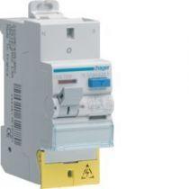Interrupteur différentiel 2P 25A 30mA type AC à bornes décalées SanVis (CDS722F)