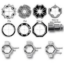 Kit accessoires bloc baie  (9013089)
