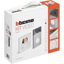 Kit portier résidentiel vidéo couleur Classe 100V12E - mains libres (COF BT 363411)