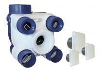 Kit VMC Deco 2 K - Autoréglable (604141)