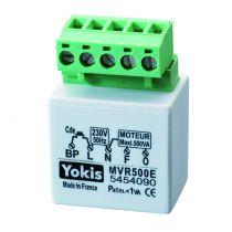 Micromodule volets roulants Encastré 500W (MVR500E)