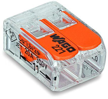 Mini-borne d\'installation universelle - 2 conducteurs (221412)