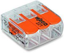 Mini-borne d\'installation universelle - 3 conducteurs (221413)
