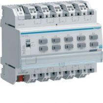 Module 10 entrées modulaires 230V~ (TXA310)