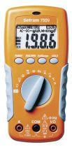 Multimètre numérique 6000pts avec température (7309)