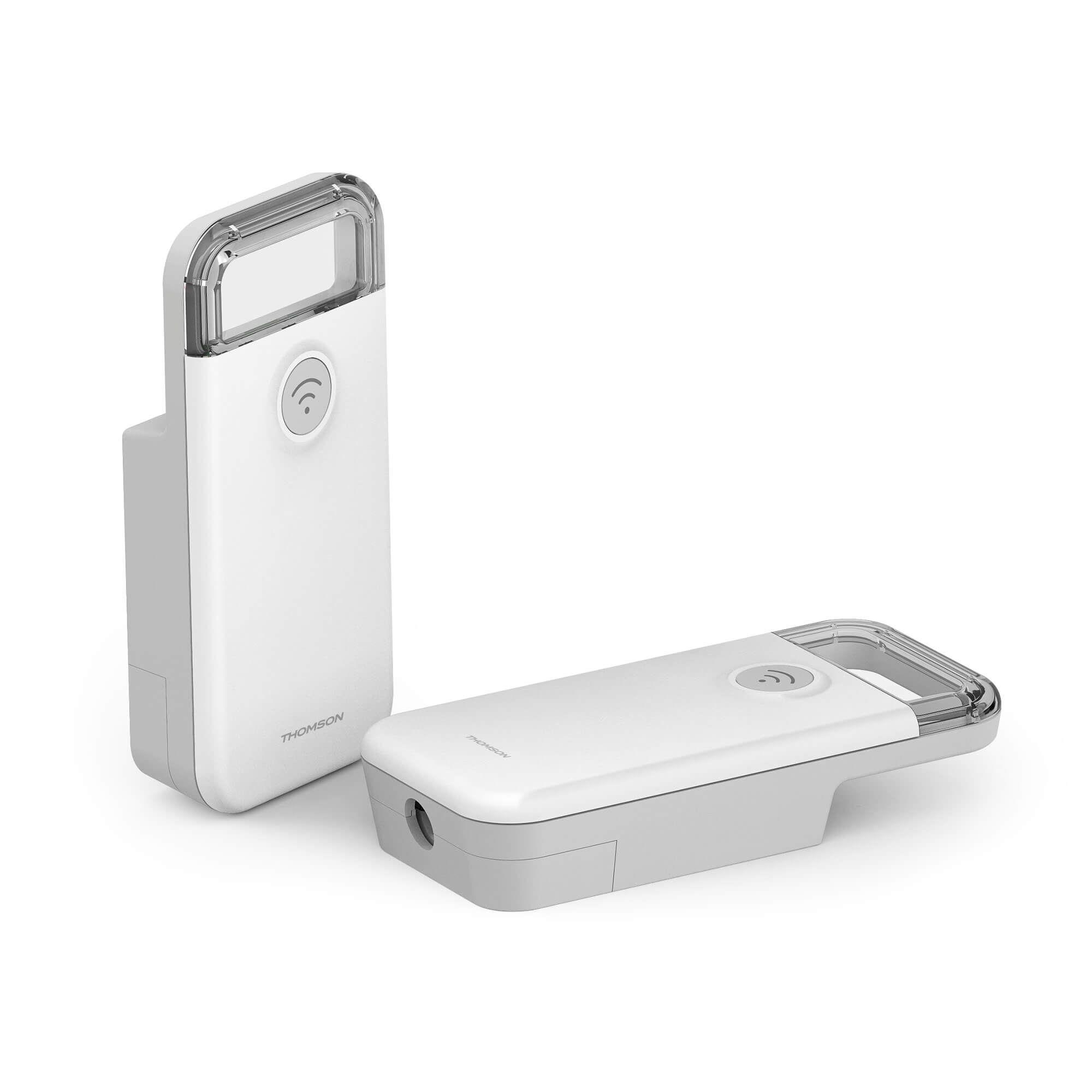 Pack de 2 Modules de chauffage Wifi pour radiateur fil pilote (520019)