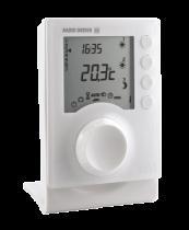 Pack Gestionnaire d\'énergie Radio/Courant Porteur 3 zones pour chauffage électrique (Fil Pilote non raccordé) (6051123)