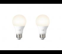 Pack x 2 ampoules E27 Hue White Ambiance (PHI HUE-B22.PAR2.whi.amb)