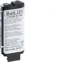 Pile lithium 3V / 1Ah (BATLI31)