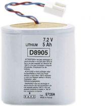Pile lithium 7,2V/5AH (BATLI06)