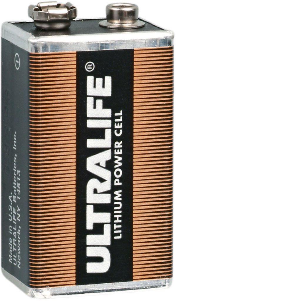Pile lithium 9 V (BATLI10)