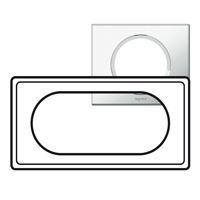 Plaque Céliane - Matières - 4/5 modules - Verre Miroir