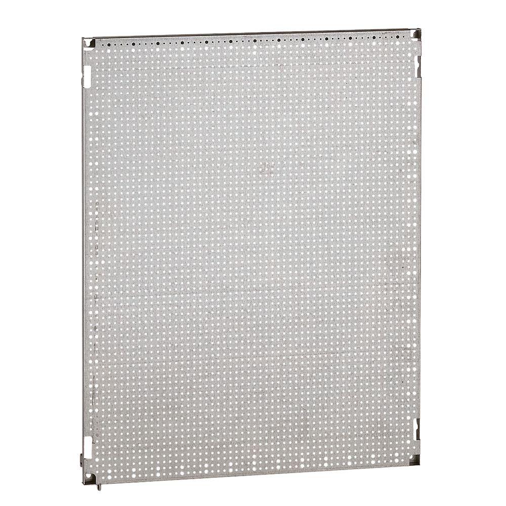 Plaque partielle Lina 12,5 - pour armoire Altis larg. 800 mm - H. 1000 mm (048143)