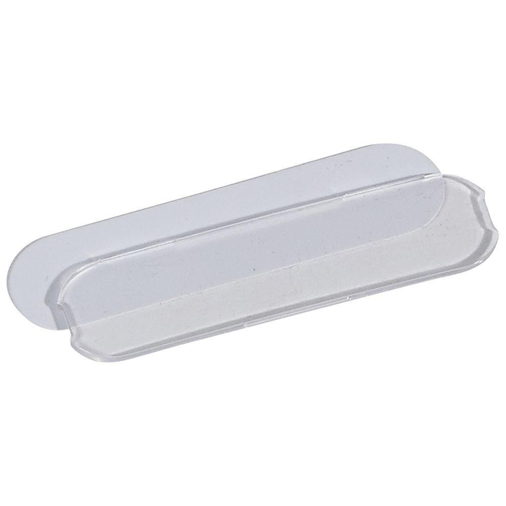 Porte-étiquette Prog Plexo - avec étiquette PVC